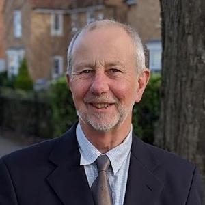 Photo of Jeffrey Malcolm Thorpe