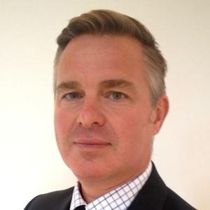 Photo of Colin Clark