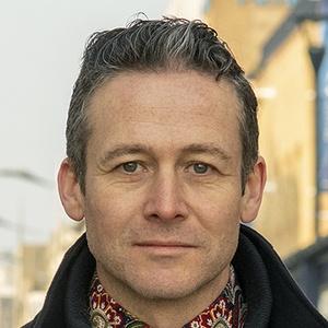Photo of Ian Hurd