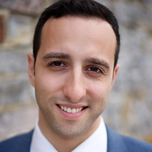 Photo of Hamish Adourian