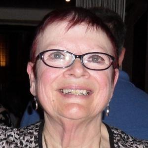 Photo of Pauline Morrison