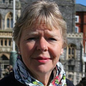 Photo of Judith Lubbock