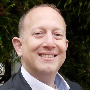 Photo of Jeremy Newmark