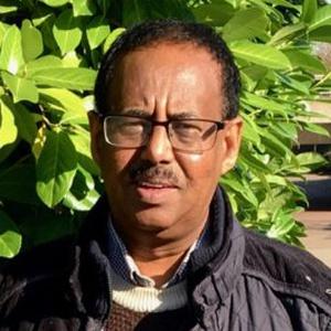 Photo of Adan Jama Kahin