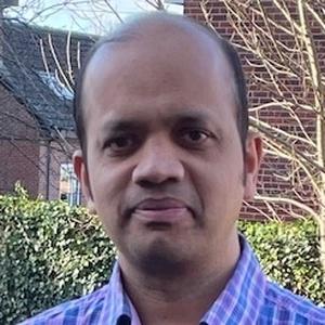 Photo of Shekhar Natarajan