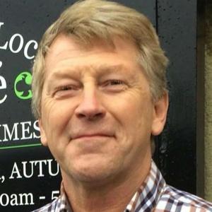 Photo of Marcus Dearden