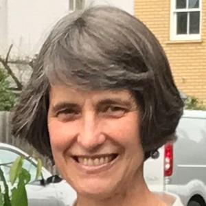 Photo of Susan van de Ven