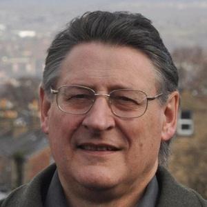 Photo of Peter Garbutt