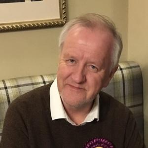 Photo of Colin Vennall