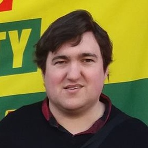 Photo of Iain Dalton