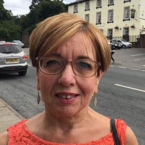 Photo of Ruth Molyneux
