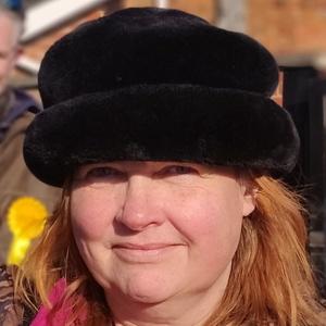 Photo of Sarah Wood