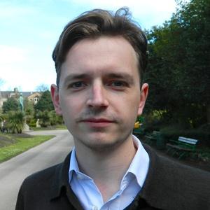 Photo of Niall Hodson
