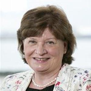 Photo of Moira Mclaughlin