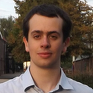 Photo of Tom Dymoke