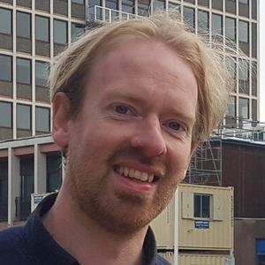 Photo of Gavin Hawkton