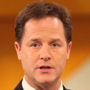 Photo of Nick Clegg
