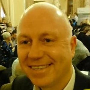 Photo of Paul McCabe