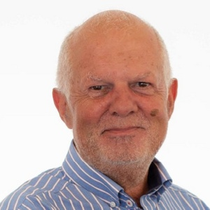 Photo of Peter Martyn Jones