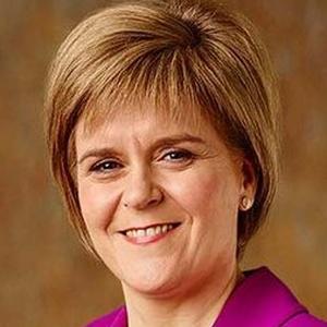 Photo of Nicola Sturgeon