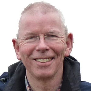 Photo of Peter James Scorer