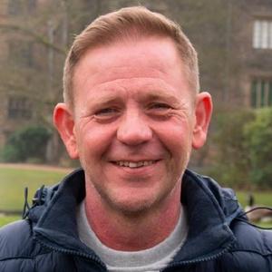 Photo of Don Whitaker
