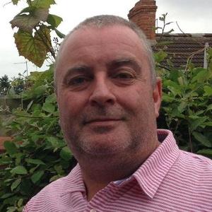 Photo of Tony Clarke