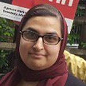 Photo of Musarrat Pervaiz