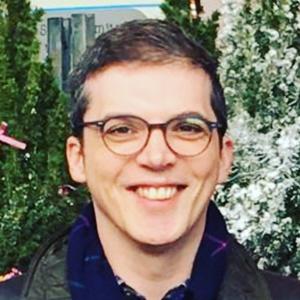 Photo of Gavin Chambers