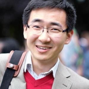 Photo of Jiameng Gao
