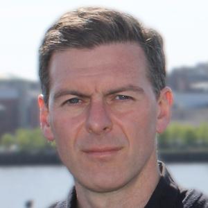 Photo of Shaun Harkin