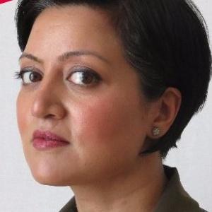 Photo of Rokhsana Fiaz