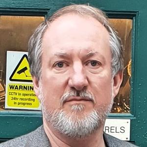 Photo of Alan Harvey Stone