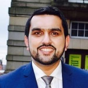 Photo of Tamoor Tariq