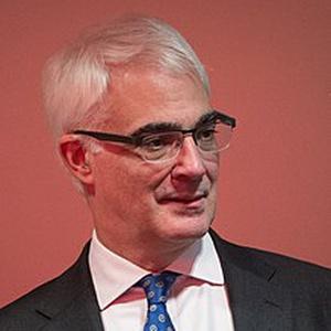 Photo of Alistair Darling