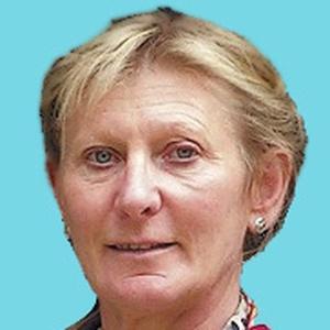 Photo of Judith McMahon