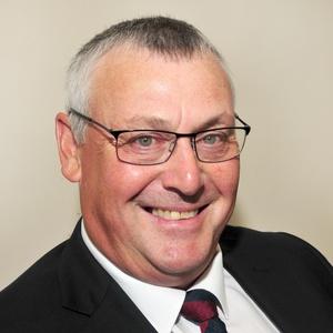 Photo of Clive Morgan