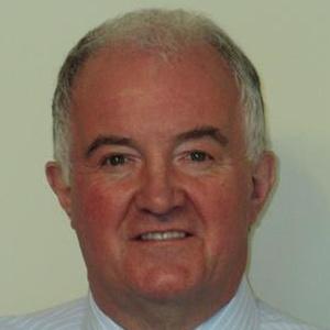 Photo of Geoff Walsh