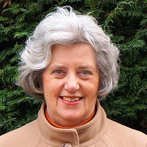 Photo of Margaret Rowley