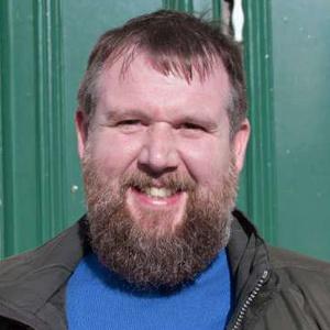 Photo of Peredur Owen Griffiths
