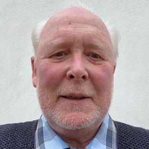 Photo of Ian Robinson