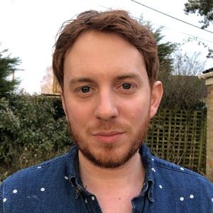 Photo of Stuart Masters