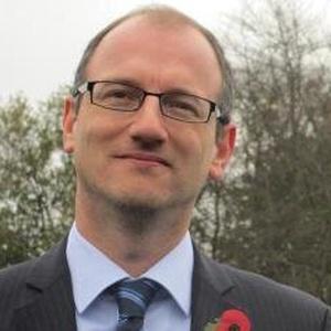 Photo of Peter James Martin