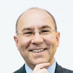 Photo of Patrick Haveron