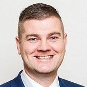 Photo of Colin McGrath