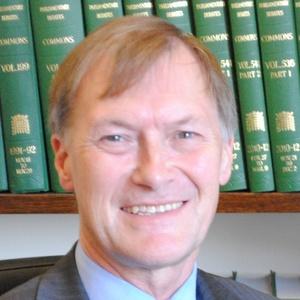 Photo of David Amess