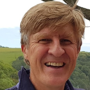 Photo of Peter Telford