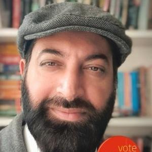 Photo of Zahid Hussain