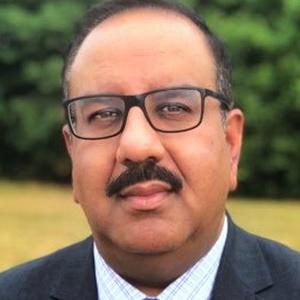 Photo of Mohammed Pervez