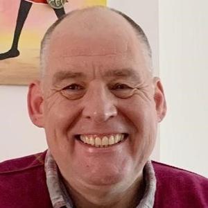 Photo of Alan Gordon Robinson